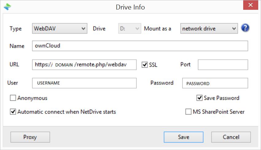 netdrive net download