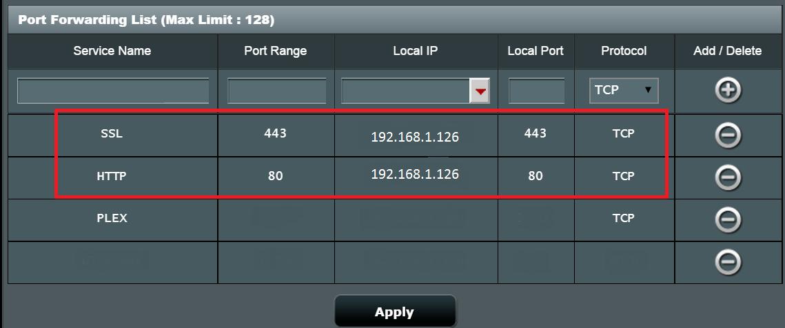 Port 443