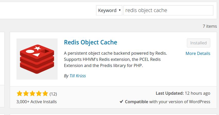 install php-redis debian stretch